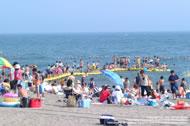 湯の川海浜海水浴場